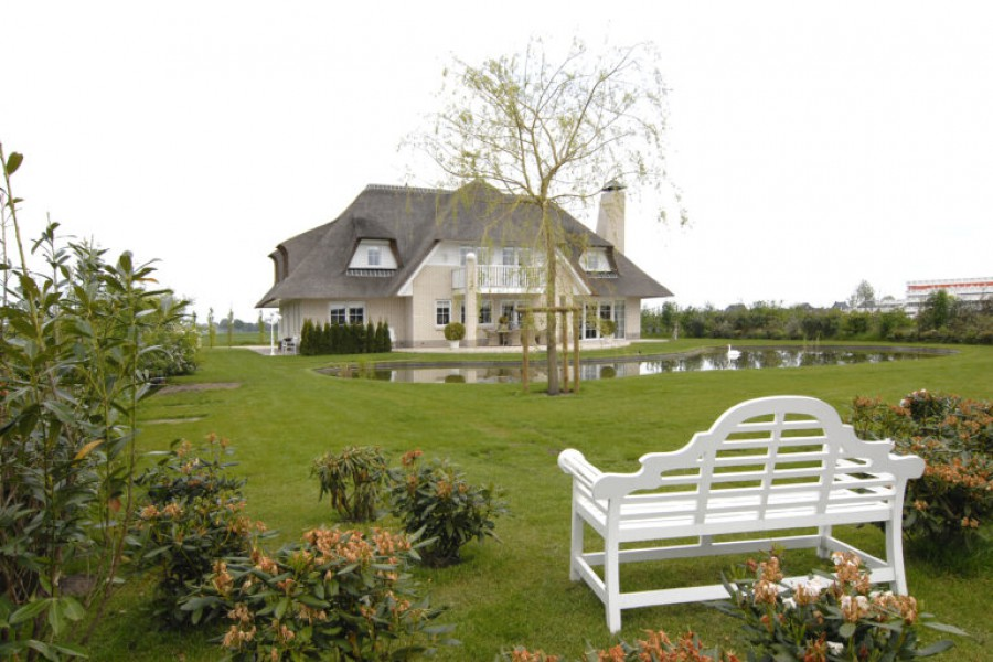 landelijke woning bouwen